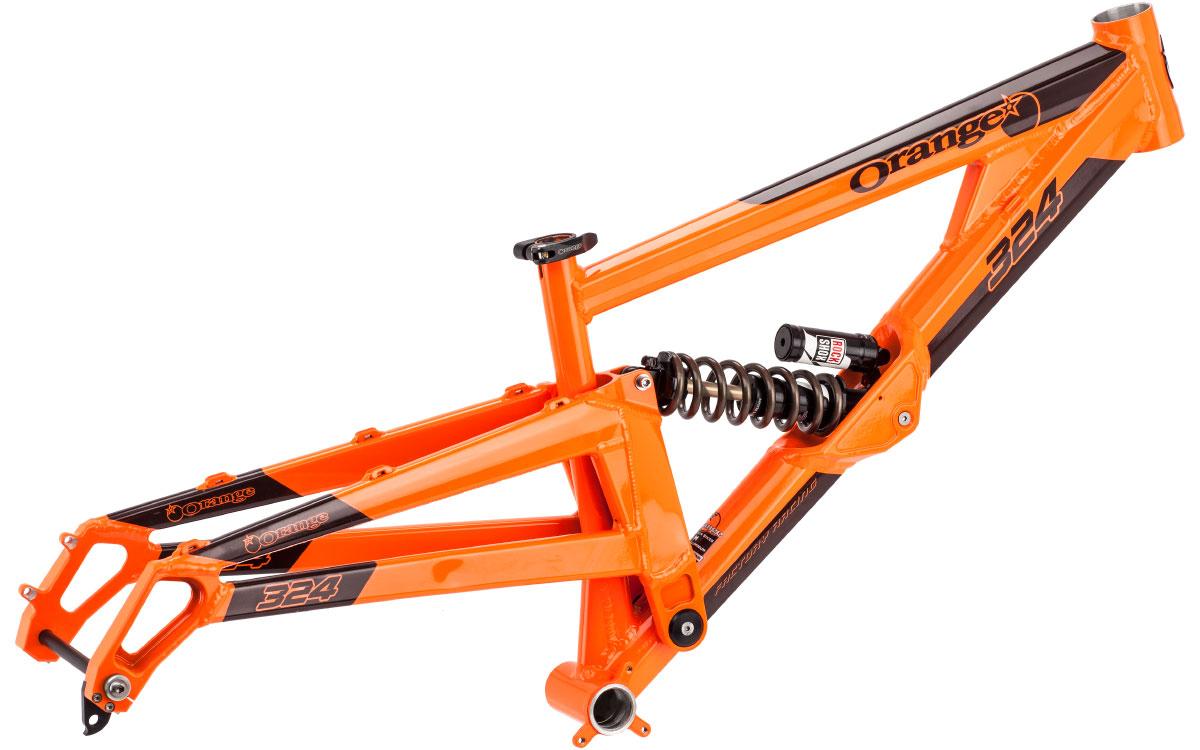 The Bike Bondsman | Orange 324 DH Frame