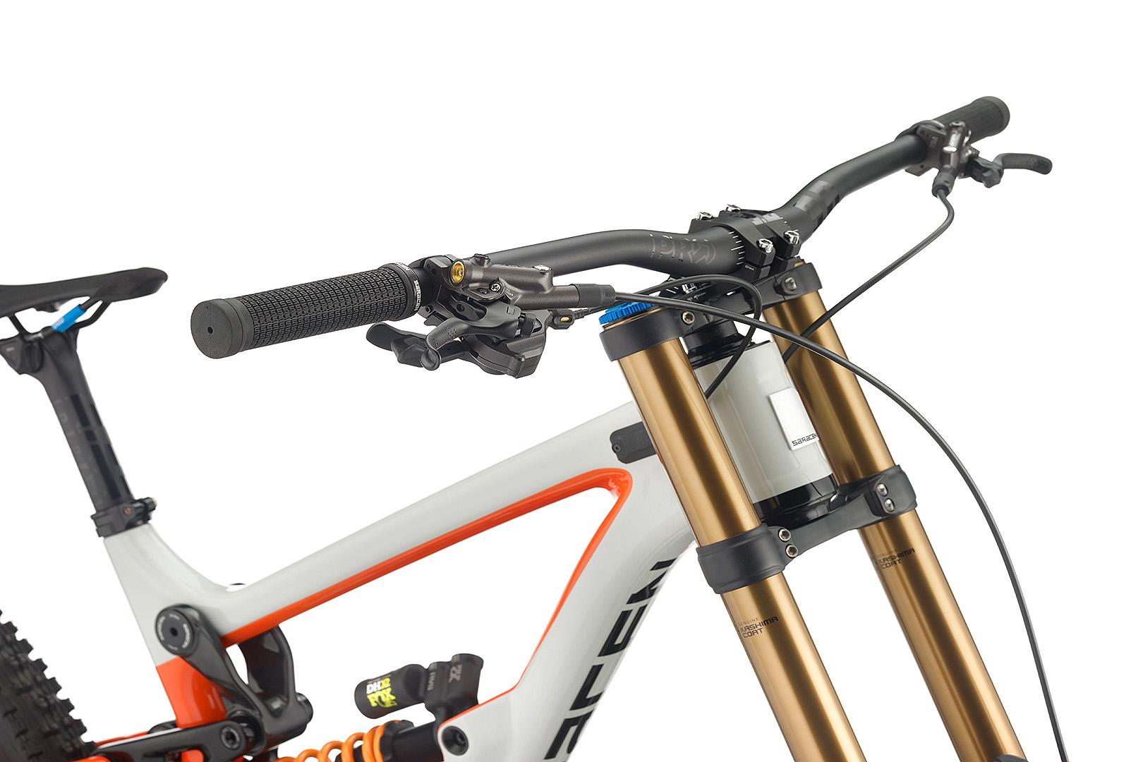 c313ae9693e The Bike Bondsman | New 2018 Saracen Team Myst DH Bike Medium